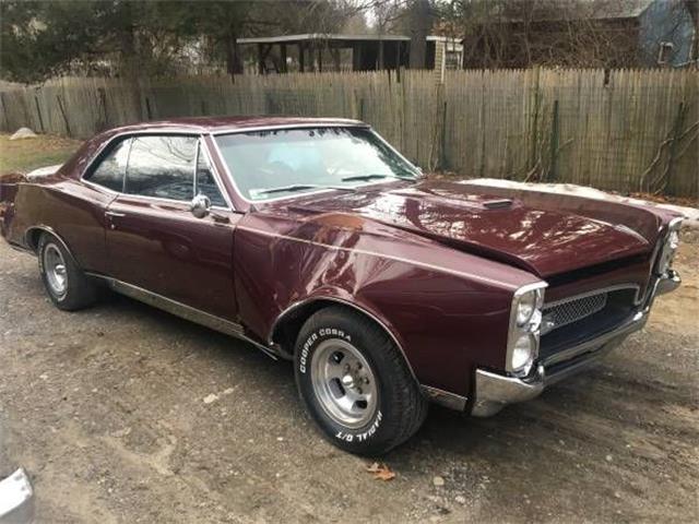 1967 Pontiac GTO (CC-1470165) for sale in Cadillac, Michigan