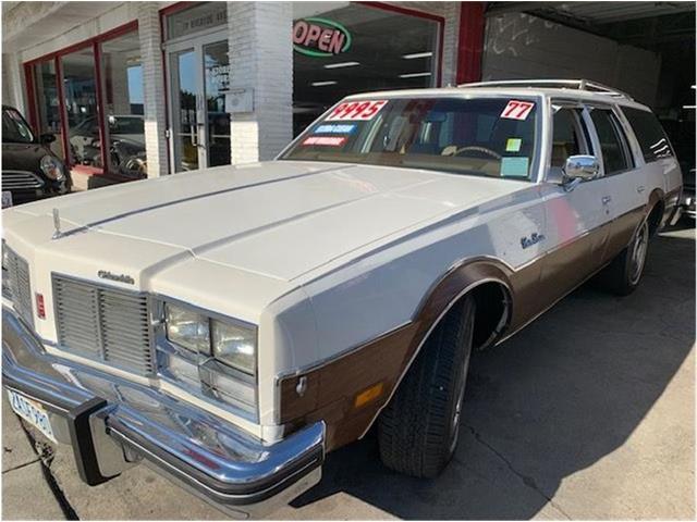1977 Oldsmobile Cutlass (CC-1471662) for sale in Roseville, California