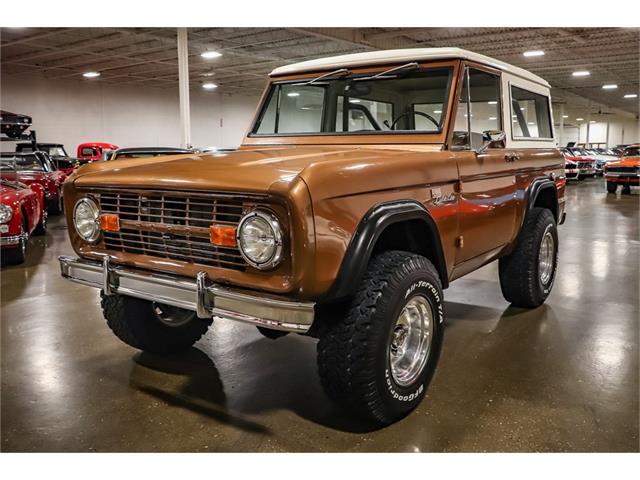 1972 Ford Bronco (CC-1471666) for sale in Grand Rapids, Michigan