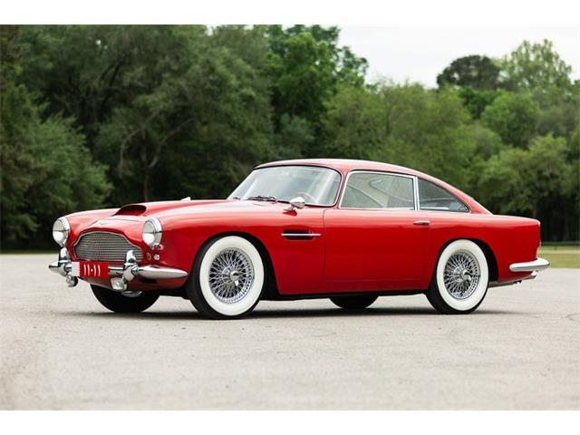 1961 Aston Martin DB4 (CC-1471669) for sale in Houston, Texas