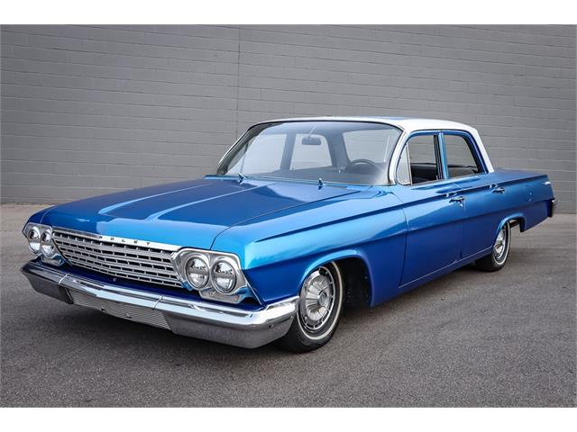 1962 Chevrolet Bel Air (CC-1471673) for sale in Grand Rapids, Michigan