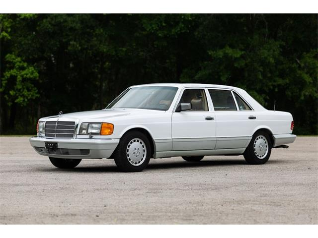 1989 Mercedes-Benz 560 (CC-1471674) for sale in Houston, Texas