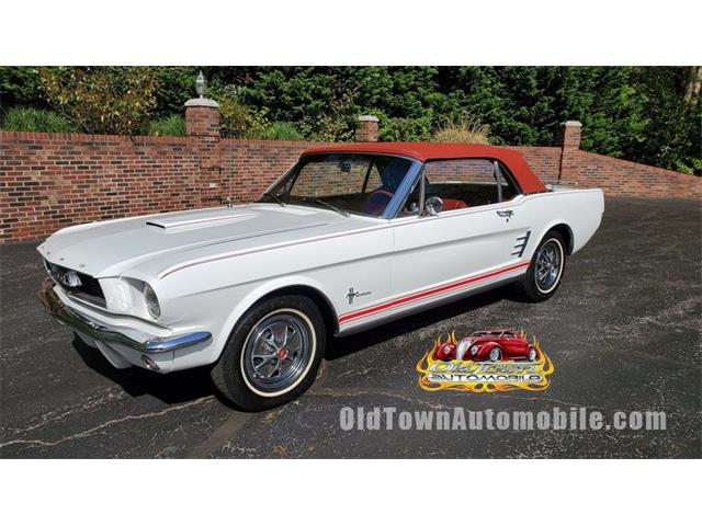1966 Ford Mustang (CC-1471678) for sale in Huntingtown, Maryland