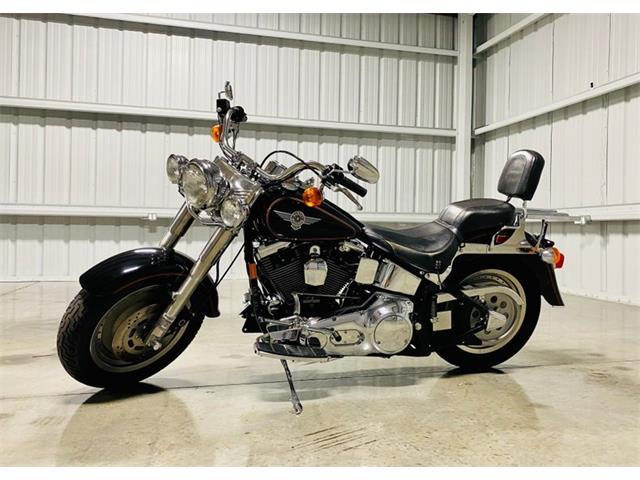 1995 Harley-Davidson Fat Boy (CC-1471681) for sale in Largo, Florida