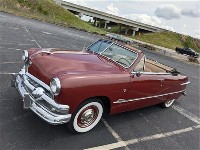 1951 Ford Custom (CC-1471684) for sale in Simpsonville, South Carolina