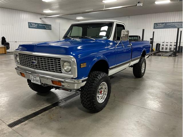 1971 Chevrolet K-20 (CC-1471686) for sale in Holland , Michigan