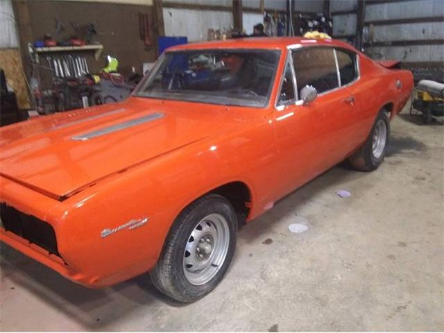1967 Plymouth Barracuda (CC-1470169) for sale in Cadillac, Michigan