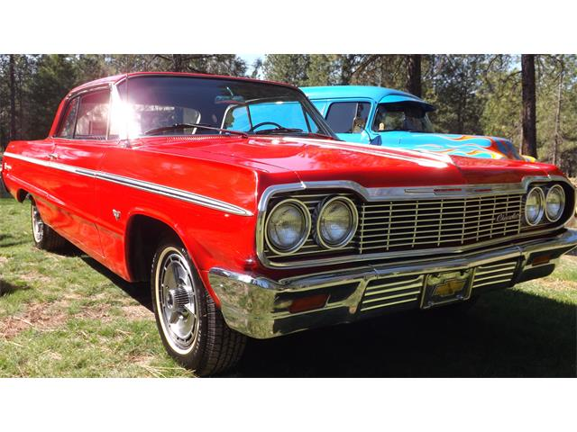 1964 Chevrolet Impala SS (CC-1471714) for sale in Spokane, Washington