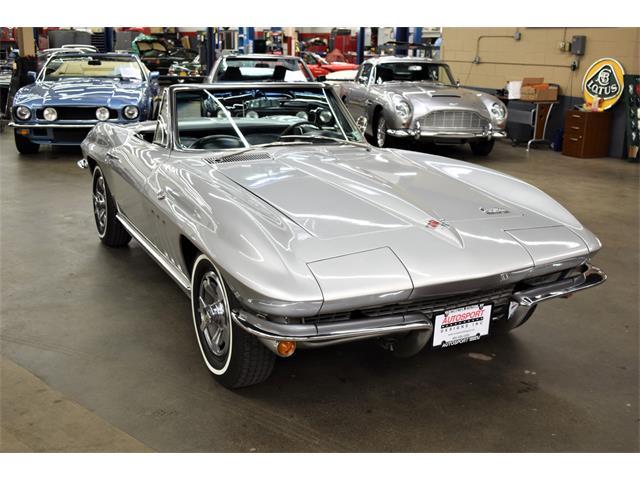 1966 Chevrolet Corvette Stingray (CC-1471718) for sale in Huntington Station, New York