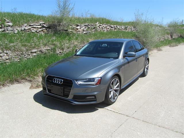 2014 Audi A4 (CC-1471724) for sale in Omaha, Nebraska