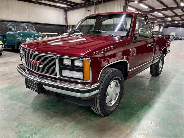 1988 GMC Sierra (CC-1471729) for sale in Sherman, Texas