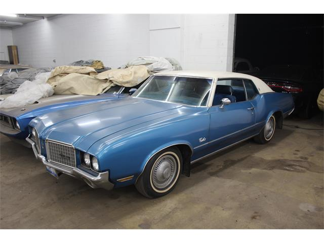 1972 Oldsmobile Cutlass (CC-1471734) for sale in LAKE ZURICH, Illinois