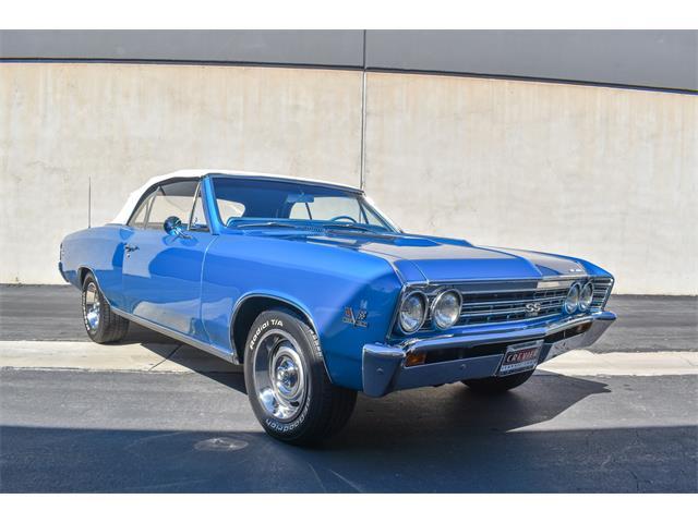 1967 Chevrolet Chevelle (CC-1471742) for sale in Costa Mesa, California