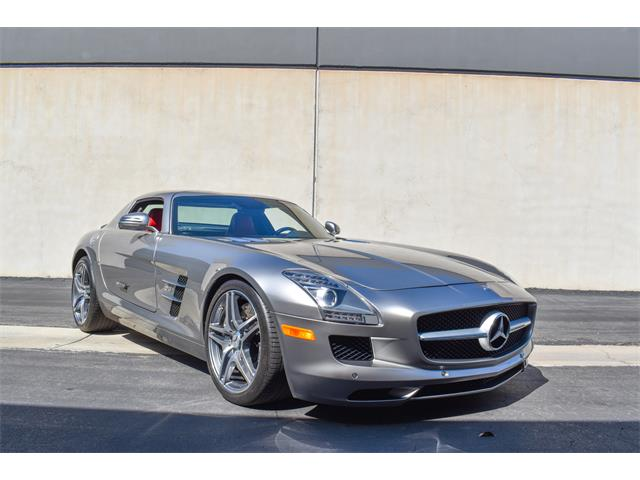 2011 Mercedes-Benz SLS AMG (CC-1471745) for sale in Costa Mesa, California