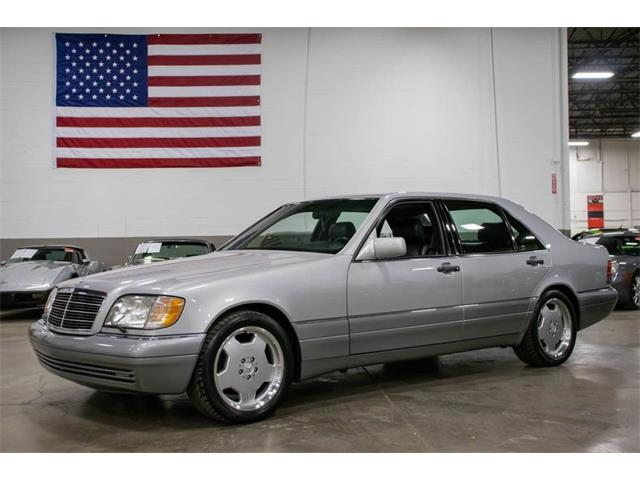 1995 Mercedes-Benz S320 (CC-1471757) for sale in Kentwood, Michigan