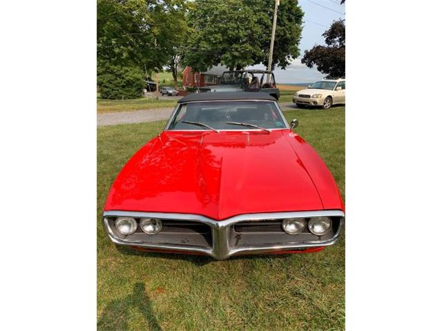 1968 Pontiac Firebird (CC-1470176) for sale in Cadillac, Michigan