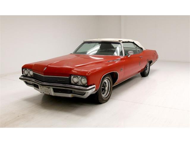 1972 Buick LeSabre (CC-1471760) for sale in Morgantown, Pennsylvania