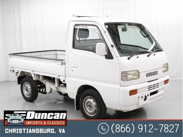 1996 Suzuki Carry (CC-1471761) for sale in Christiansburg, Virginia