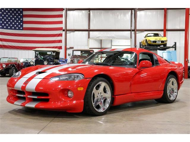 2001 Dodge Viper (CC-1471764) for sale in Kentwood, Michigan