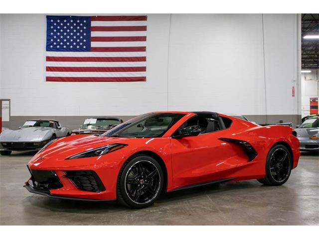 2021 Chevrolet Corvette (CC-1471766) for sale in Kentwood, Michigan