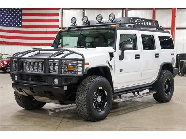 2007 Hummer H2 (CC-1471769) for sale in Kentwood, Michigan