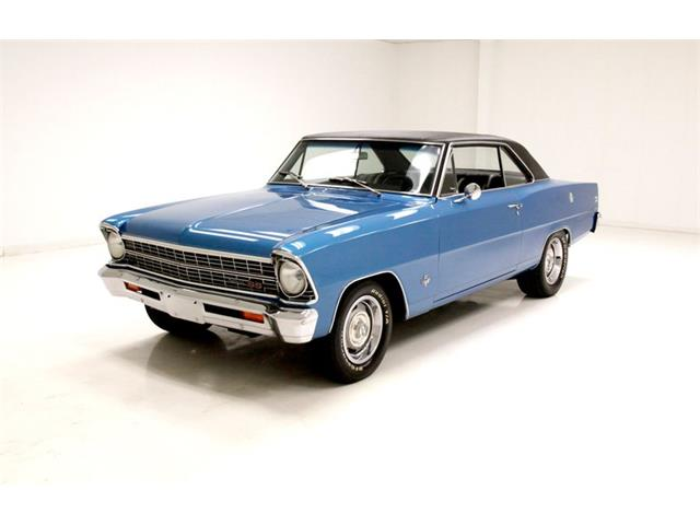 1967 Chevrolet Nova (CC-1471778) for sale in Morgantown, Pennsylvania