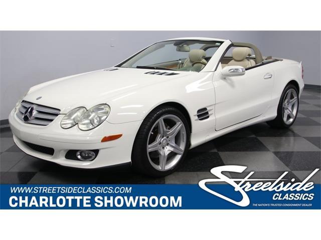 2007 Mercedes-Benz SL550 (CC-1471786) for sale in Concord, North Carolina