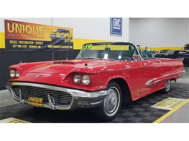 1959 Ford Thunderbird (CC-1471806) for sale in Mankato, Minnesota
