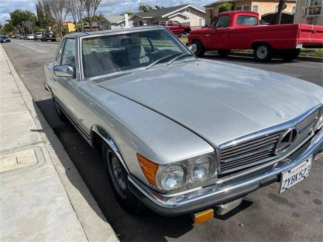 1978 Mercedes-Benz 280SL (CC-1470182) for sale in Cadillac, Michigan