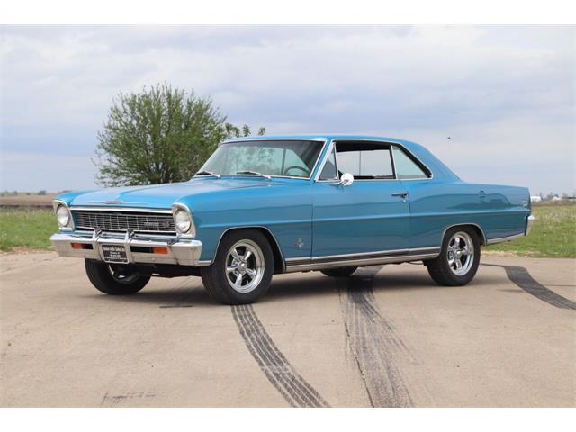 1966 Chevrolet Nova (CC-1471826) for sale in Clarence, Iowa