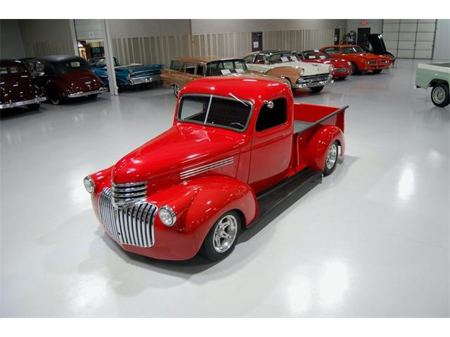 1941 Chevrolet 1/2-Ton Pickup (CC-1471827) for sale in Rogers, Minnesota