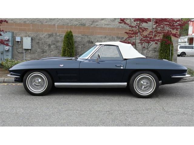 1964 Chevrolet Corvette (CC-1471867) for sale in Cadillac, Michigan