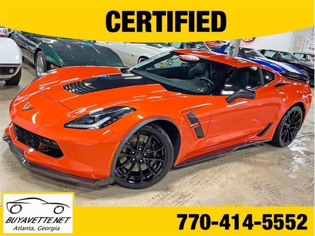 2019 Chevrolet Corvette (CC-1471883) for sale in Atlanta, Georgia