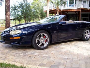 1999 Chevrolet Camaro SS Z28