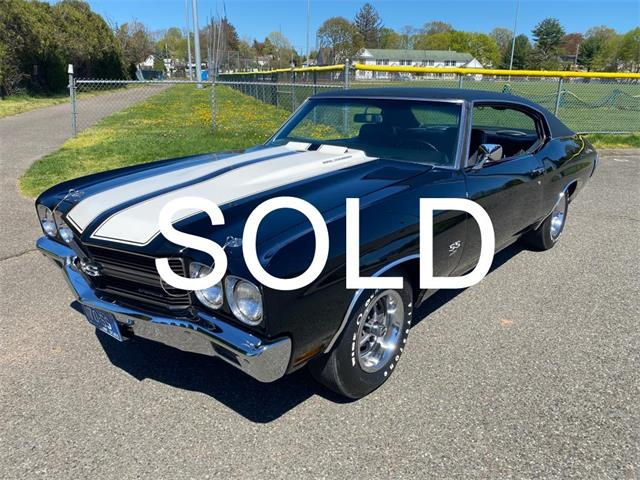 1970 Chevrolet Chevelle (CC-1471893) for sale in Milford City, Connecticut