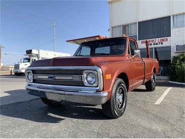 1969 Chevrolet 1 Ton Pickup