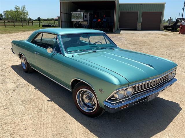 1966 Chevrolet Chevelle Malibu (CC-1471912) for sale in Hempstead, Texas