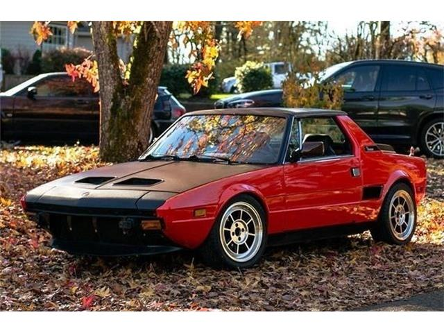 1980 Fiat X1/9 (CC-1471915) for sale in Atlanta, Georgia