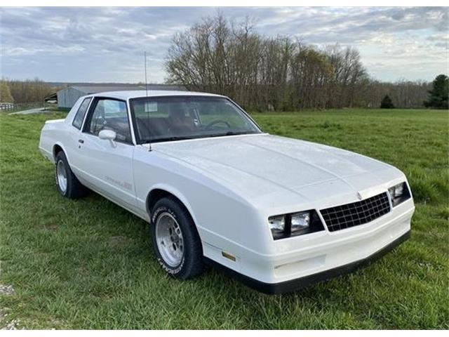 1985 Chevrolet Monte Carlo SS (CC-1471927) for sale in La Grange, Kentucky