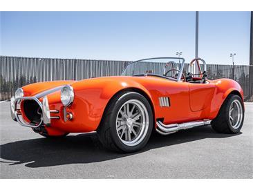 1966 Ford Shelby Cobra