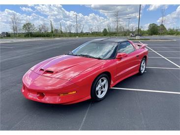 1996 Pontiac Firebird Trans Am WS6
