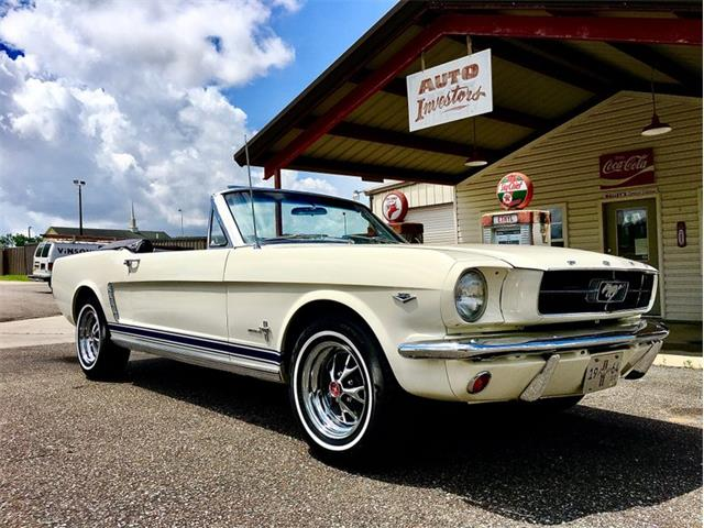 1965 Ford Mustang (CC-1471935) for sale in Dothan, Alabama