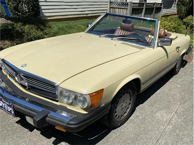 1975 Mercedes-Benz 450SL (CC-1471944) for sale in Raleigh, North Carolina