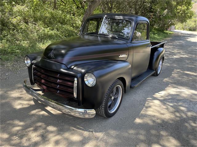 1951 GMC 100 (CC-1471950) for sale in San Carlos, California