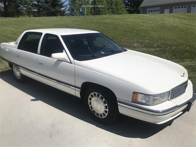 1996 Cadillac DeVille (CC-1471976) for sale in Roanoke, Virginia