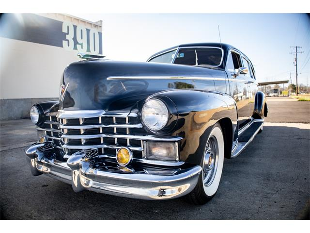 1947 Cadillac Fleetwood Limousine (CC-1470020) for sale in Jackson, Mississippi