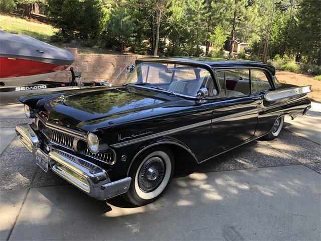 1957 Mercury Montclair (CC-1472013) for sale in Lake Almanor, California