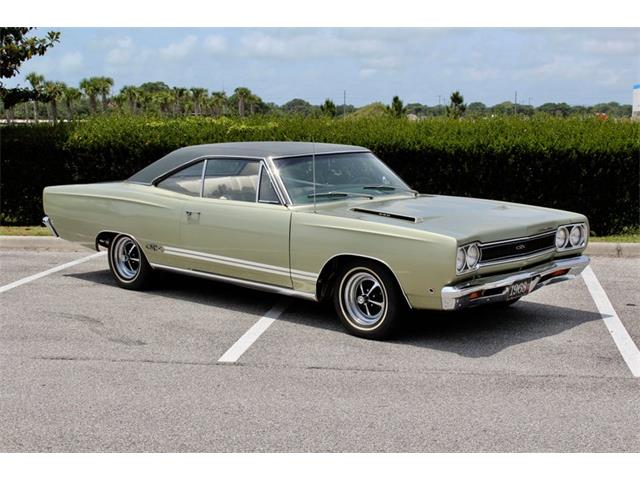 1968 Plymouth GTX (CC-1470203) for sale in Sarasota, Florida