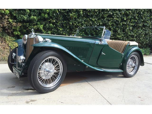 1948 MG TC (CC-1472036) for sale in Los Angeles, California