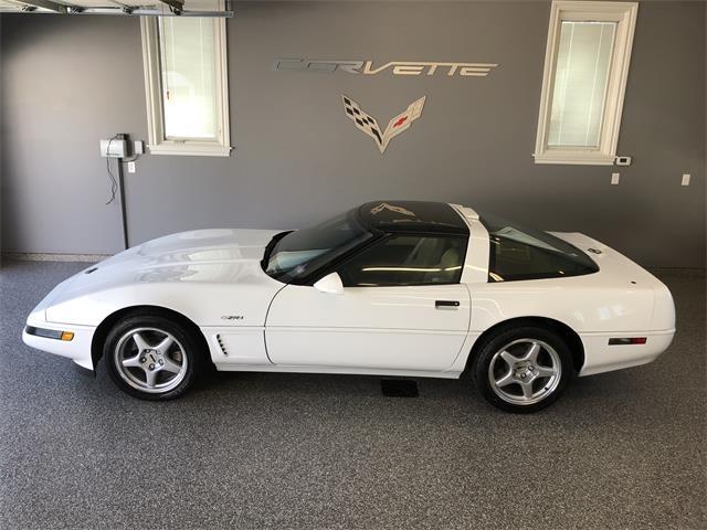 1995 Chevrolet Corvette ZR1 (CC-1472049) for sale in Mattawan , Michigan